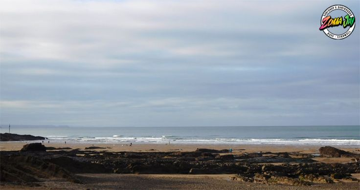 What a lovely morning, there is a reasonably clean 1-2ft wave down there, and the winds are barely there varying southerly's!   Grab your longboard and head in make the most of it as the tables are turning drastically for the coming week! All beaches will be worth a shout, widemouth may pull in a little more size than the town but head in this morning early or on the turn of the tide this afternoon.   HIGH - 05:49 (7.6m) + 18:04 (7.5m) LOW - 12:06  Head to…