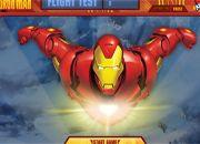 Iron Man vuelo de Prueba | Hi Games - juegos Online