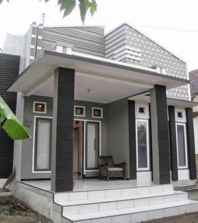 26 Contoh Teras Rumah Modern Terbaru 2018 Desain Rumah Minimalis