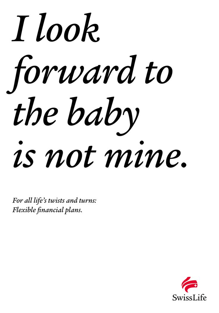 Swiss Life [Spillmann/Felser/Leo Burnett] I For all life's twists and turns: Flexible financial plans - My Brand Friend