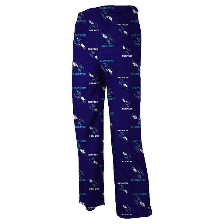 Boys 8-20 Charlotte Hornets Printed Lounge Pants, Boy's, Size: