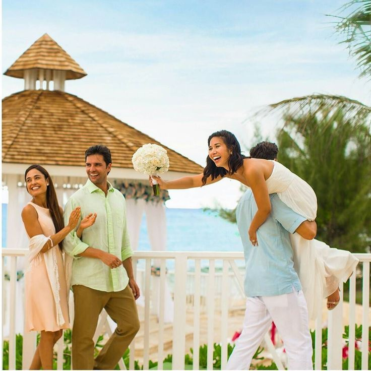 Dream weddings can be whatever you want them to be. How about a destination wedding at Hyatt Ziva Rose Hall in Jamaica. This is a great location in Jamaica with plenty for you and your guests to do. Ask me for more information. Photo courtsey of Playa Hotels & Resorts.
