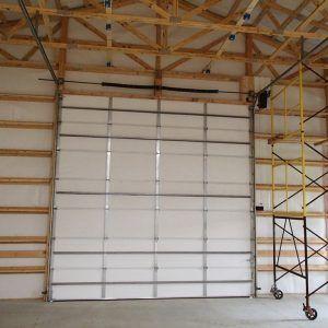 Pole Barn Garage Door Opener