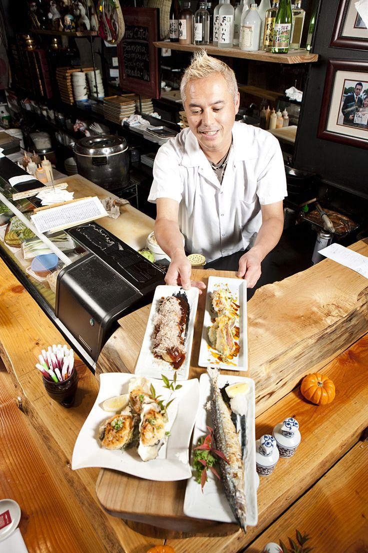 High-Flying Sushi in Tukwila - Seattle Weekly