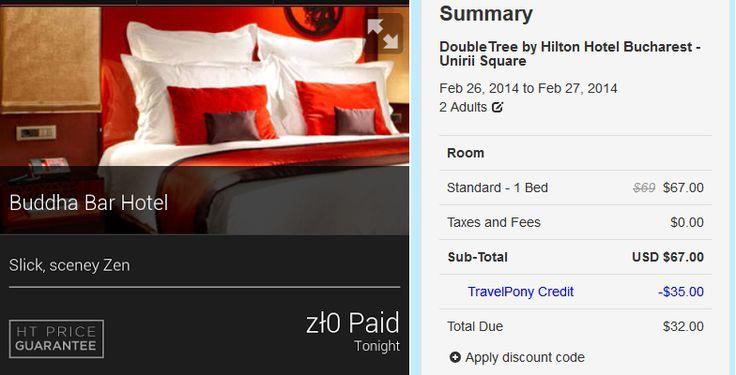 HotelTonight i TravelPony