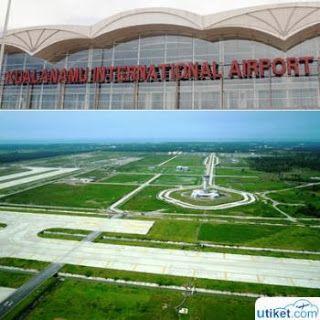 Bandara Internasional Kualanamu Nan Istimewa  Bandara Kualanamu merupakan salah satu bandara internasioanal yang ada di Indonesia, tepatnya berada di Deli Serdang, Medan. Bandara Kualanamu merupakan bandara baru yang menggantikan Bandara Internasional Polonia Medan. Bandara Polonia memang sudah berusia lebih dari 70 tahun.