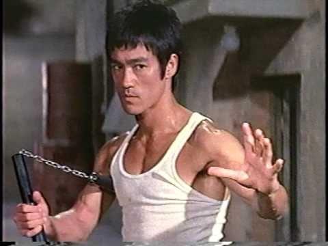 ▶ Bruce Lee - Nunchaku - YouTube