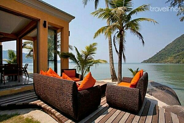 Ko Chang Thailand Dragon Villa Siam Royl View Beach Club