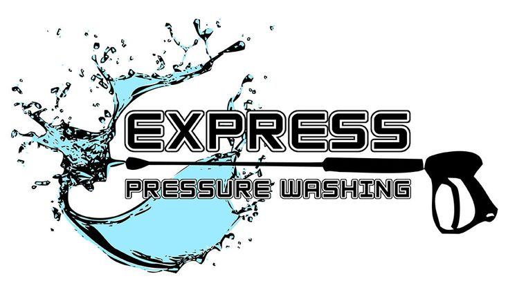 Cartoon Pressure Washing Branding Pack Business Card