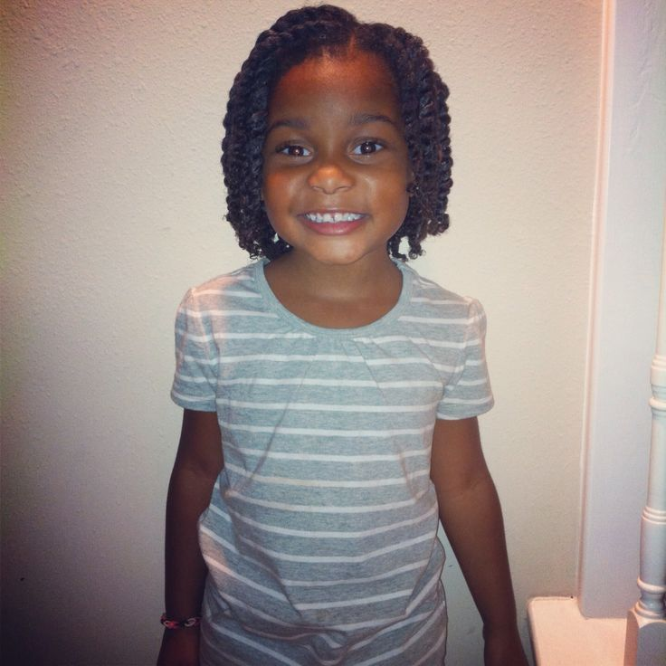 Two Strand Twists Naturalhair Kidshair Natural