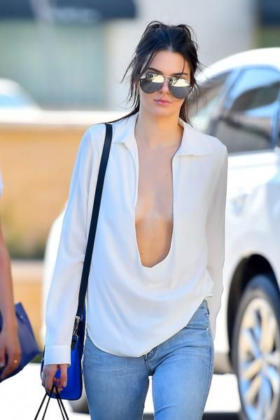 Kendall Jenner | callistasetiono (for more inspirations! Hair, makeup/beauty, celebrities, airport styles, accessories, sneakers/shoes, bathing suits/bikini, inspirational quotes, Kendall Jenner, Gigi Hadid, Hailey Baldwin, models off duty, casual, street styles and more!)