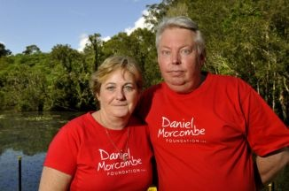 Amazing people -Bruce and Denise Morcombe are such an inspiration - they sadly lost their 13yr old son Daniel to an abduction on the 07/12/ 03 (he was finally located deceased in 2011) The amount of dignity, integrity, passion, love, committment and hope they have had to find their son is amazing. They have remained resillient in the face of intense media coverage, as well as during the police investigation. They continue to work tirelessly to keep other children safe from predators.