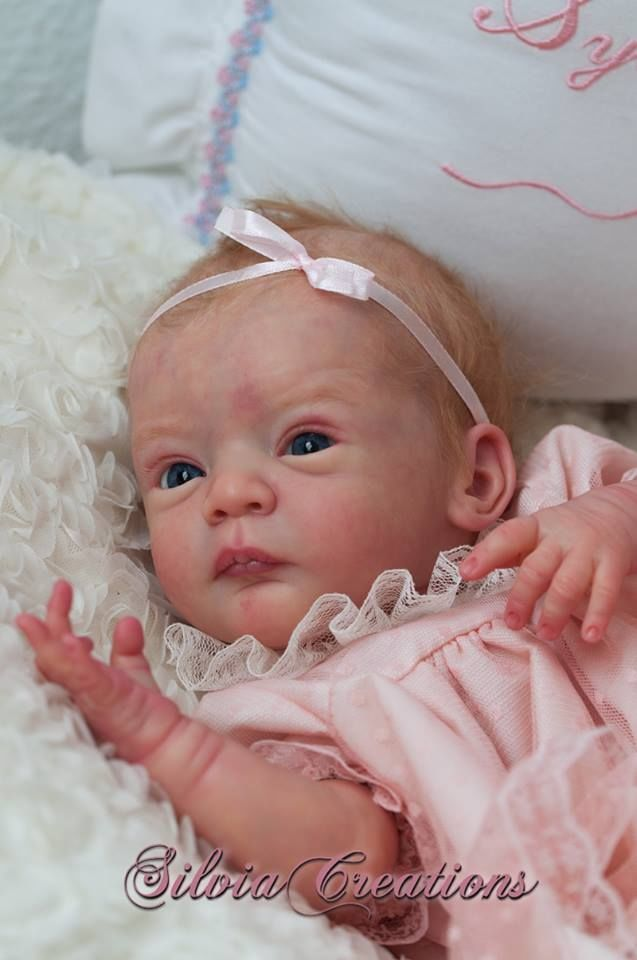Lindea by Gudrun Legler - Pre-Order soon - Online Store - City of Reborn Angels Supplier of Reborn Doll Kits and Supplies