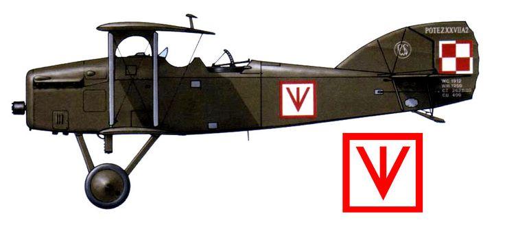 Potez 25/27 | Poland | 43.Eskadra Towarzyszaca | Potez XXVII A2