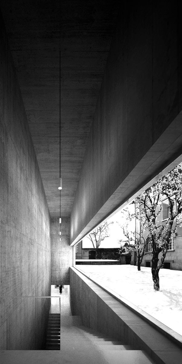Concrete | Minimal Living Style | Modern Minimalist Interiors | Contemporary Decor Design #inspiration #nakedstyle