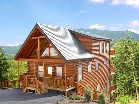 17 best ideas about cabin rentals on pinterest north On 8 bedroom cabins in north carolina