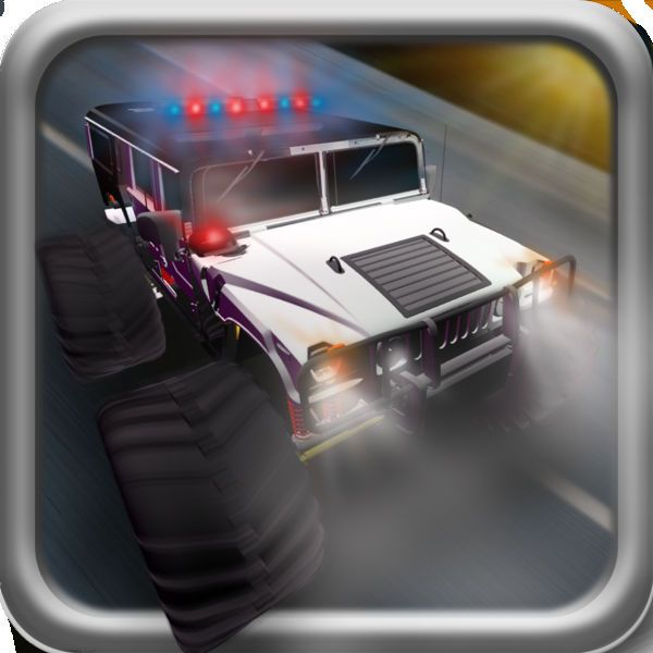 Download Police Chase Monster Truck Car Off-Road Drag Race Game Free (3D Real … for Mac Free #MacDownloads