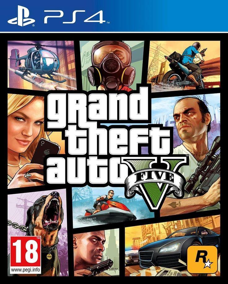GTA V: Sony Playstation 4 #Gta #GtaV #Playstation #Playstation4 #Sony https://twitter.com/AmazonProjects https://www.facebook.com/AmazonTeam-1116853291699814/