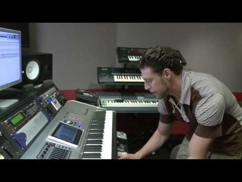 Jr Rotem talks about producing beats