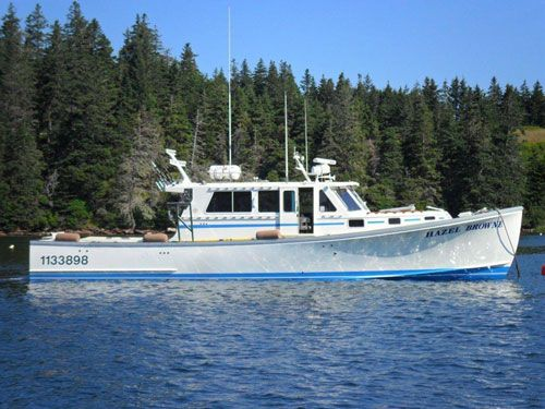 Wesmac 46 39 tuna fishing boat hazel browne dope loud for Tuna fishing boats for sale