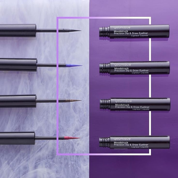 Creating the perfect wing just got easier with our new Moodstruck Precision Dip & Draw Liquid Eyeliner. Were giving away four sets of our new liquid liners so you can see what were talking about. Winners will receive our Moodstruck Precision Dip & Draw Liquid Eyeliner in Perfect Prominent Polarized and Patronized. Follow @younique_corporate and follow the below to be entered to win! To enter: 1. Follow @younique_corporate on Instagram 2. Tag a friend in the comments below 3. Profile must be
