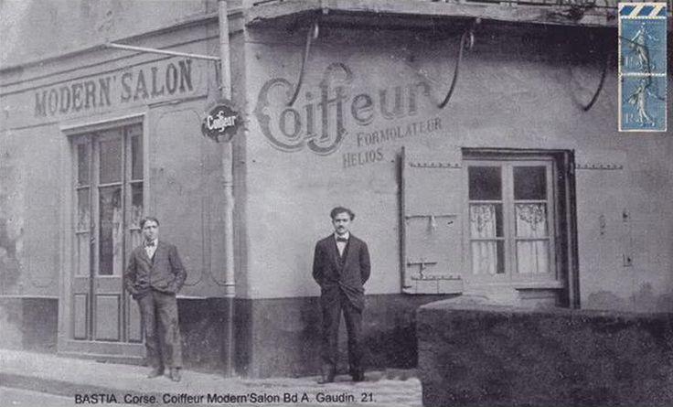 Boulevard Paoli - Auguste Gaudin - Modern Salon