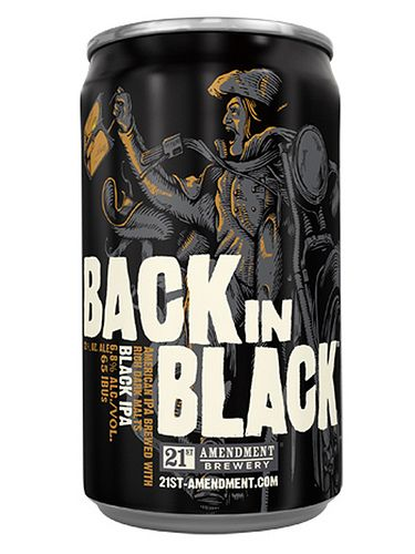 Great black ipa.  Not too hoppy or too malty. Nice balance. (although a bit overpriced)