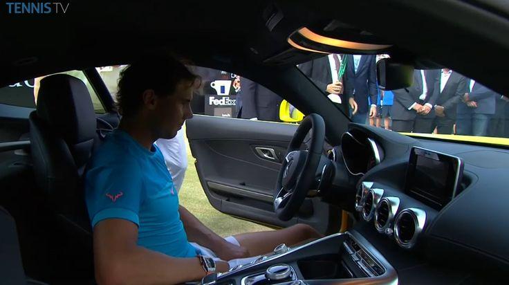 Rafael Nadal beats Viktor Troicki to win Stuttgart title [PHOTOS] | Rafael Nadal Fans