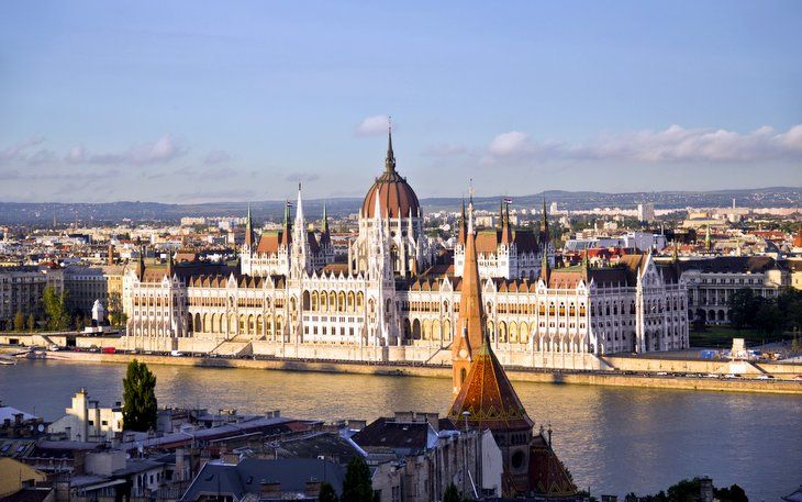 Budapest Parliament Building