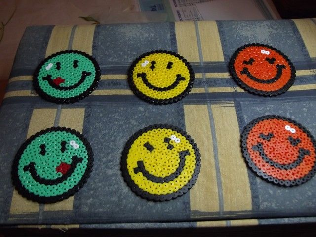 1000+ images about perles hama on Pinterest  Patterns, Ps and Tables
