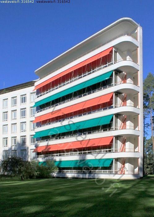 Modern Architecture Color
