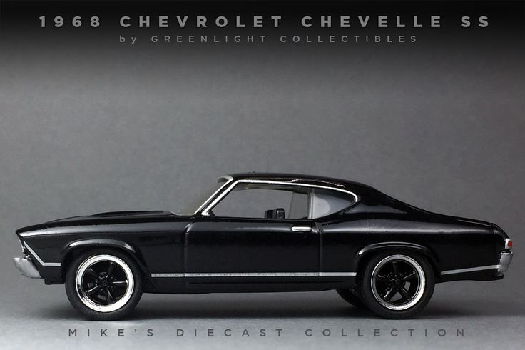 1968 Chevrolet Chevelle By Greenlight Collectibles In 1 64