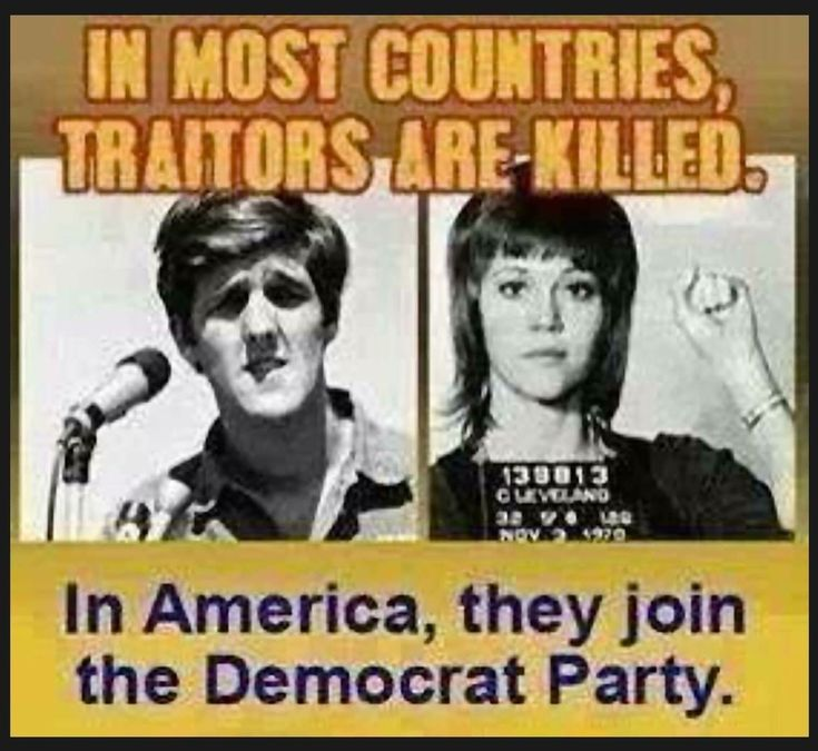 Kerry got a Purple Heart and spoke out against the atrocities of war. How does that make him a traitor?