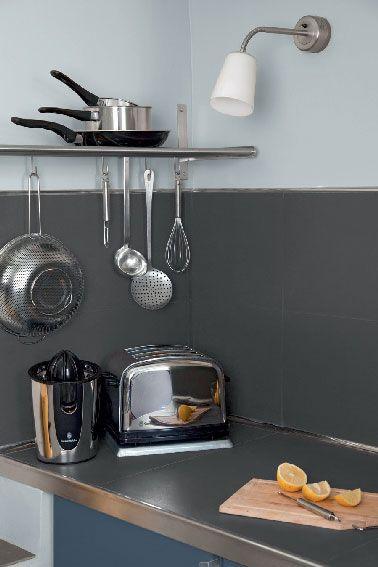 Les 25 meilleures id es de la cat gorie repeindre sa cuisine sur pinterest repeindre la for Peinture tout support