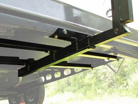 Custom Bike Rack And Cargo Carrier Frame Mount Receiver