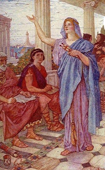 Hipatia da Alexandria - foi uma neoplatonista grega e filósofa do Egito Romano, a primeira mulher documentada como sendo matemática. Como chefe da escola platônica em Alexandria, também lecionou filosofia e astronomia. Hipátia foi atacada em plena rua por uma turba de cristãos enfurecidos, foi arrastada pelas ruas da cidade até uma igreja, onde foi cruelmente torturada até a morte.
