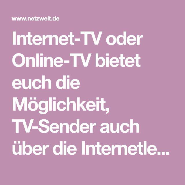 Fernsehen über Laptop Kostenlos