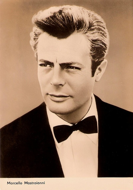Marcello Mastroianni (1924-1996) was Italy's favorite leading man since the 1950's, as well as one of the finest actors of the European cinema.