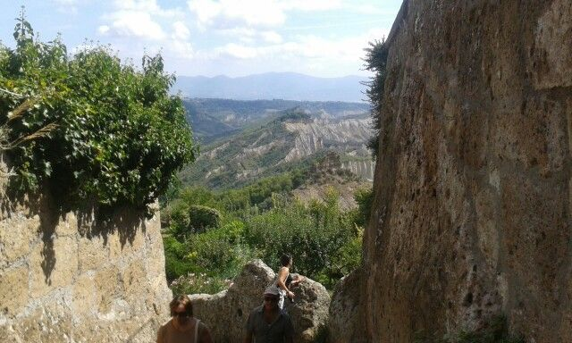 View,  Valle dei Calanchi