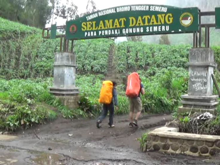 Jalur Pendakian Gunung Semeru Segera Dibuka