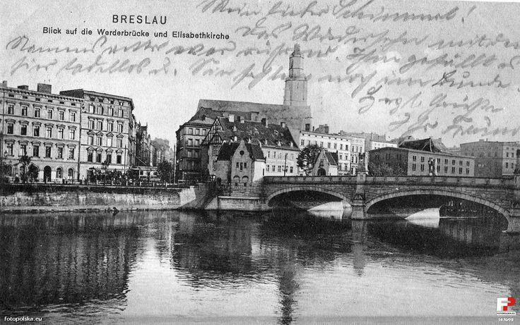 Lata 1905-1915 , Most Pomorski południowy.