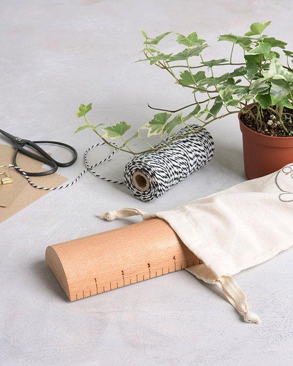 Office Decor - Wood Desk Decor - Office Accessories  - Gift For Husband - Modern Desk Accessories