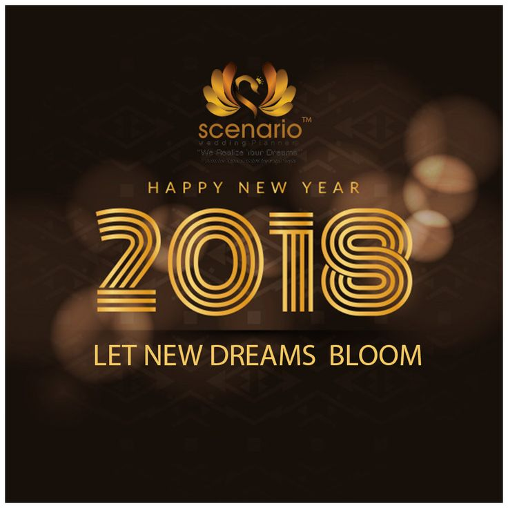 Let New Dreams Bloom...   HAPPY NEW YEAR  Scenario Wedding Planner Contact Us: +91 8547855652, +91 9946490002 Email id: scenariowedding@gmail.com www.scenarioweddings.com #newyear #wishes #Happynewyear #happy #celebration #Januvary2018 #januvary1 #Newyearsresolution #Welcome2018 #WelcomeNewYear #SpecialDayWishes #NewYearGreetings #2018NewYear #NewYearWishes #NewYearWishes2018 #NewYearParty