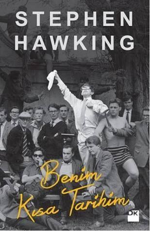 Benim kısa tarihim - Stephan Hawking / kitap / otobiyografi