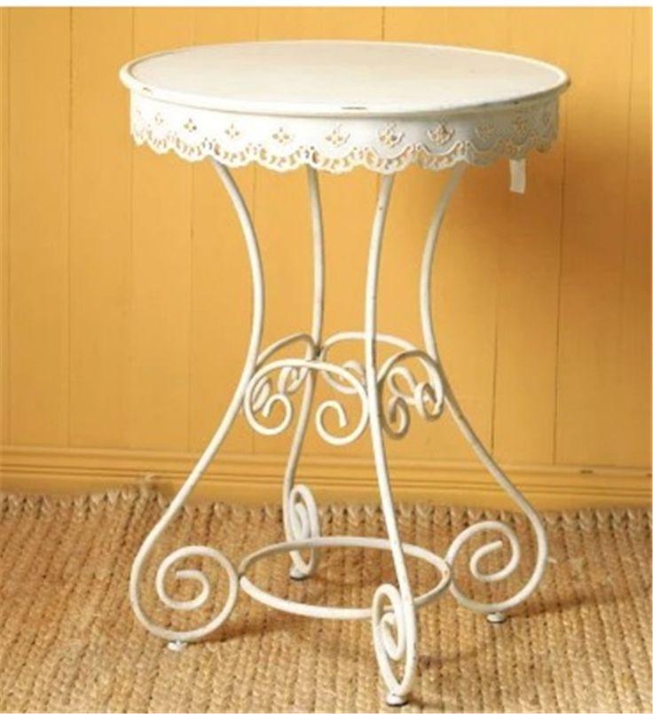 M s de 25 ideas incre bles sobre mesas de hierro forjado - Mesas de hierro para jardin ...