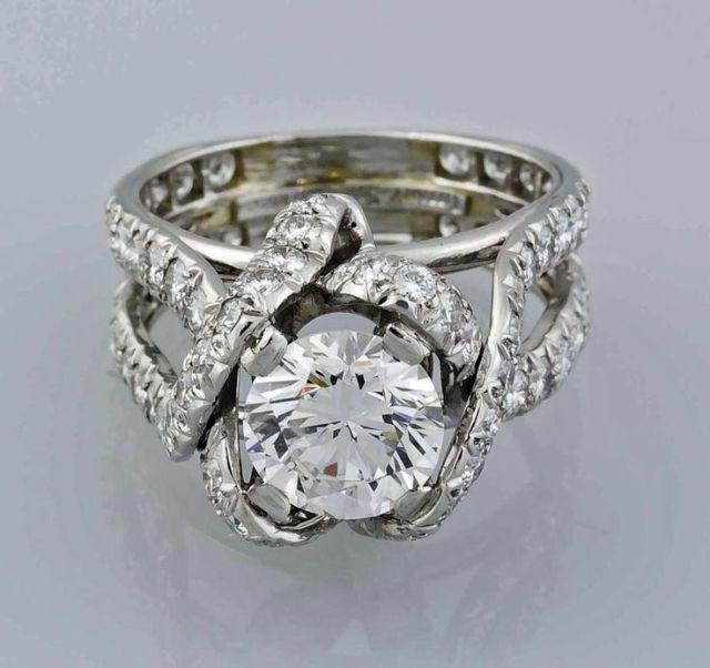 44 victorian wedding rings inspiration - Wedding Rings Tiffany