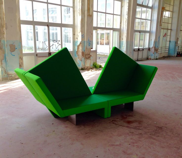 MICROmega Design Roberto Romanello  #adrenalina2016 #robertoromanello #designweek2016 #salonedelmobile #wearedifferent #weplaywithcolors #greenfurniture