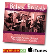 Ana Miura and Amanda Rheaume are the masterminds behind Babes for Breasts. They've raised tens of thousands of dollars for breast cancer research. And they've created amazing concerts.