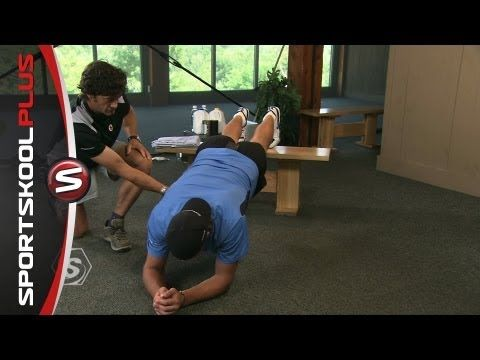 Fitness Core Balance with Bode Miller - YouTube
