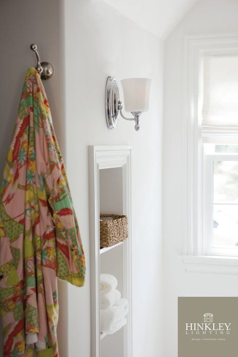 Shelly Bathroom Collection by Hinkley « Lighthouse Nelson www.nelsonlighting.co.nz
